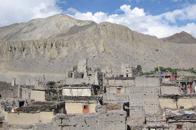 Kagbeni Village