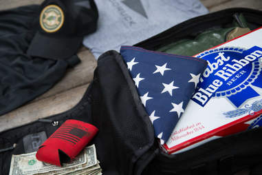 GORUCK NASTY Obstacle Gear