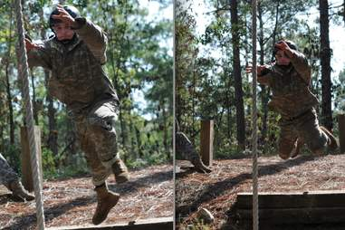 GORUCK NASTY Obstacle 3