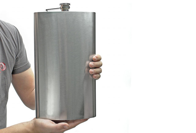 10 of the coolest flasks ever made