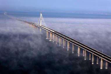 Jiaozhou Bay Bridge, China