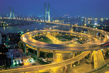 Nanpu Bridge, China