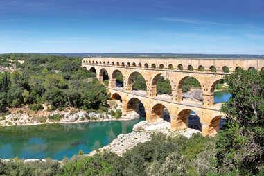 Pont du Gard Aqueduct, France