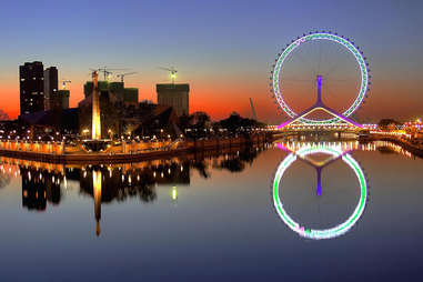 Tianjin Eye, China