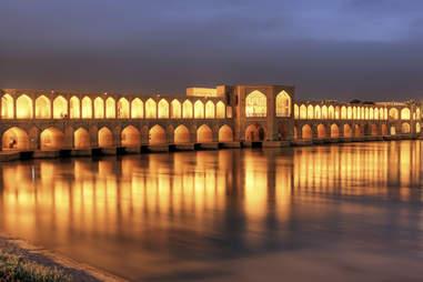 Khaju Bridge, Iran