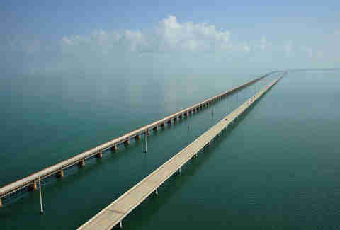 Seven Mile Bridge, Florida