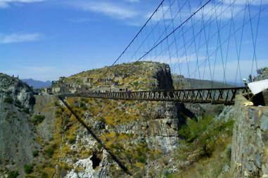 Puente de Ojuela, Mexico