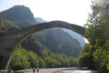 The Old Bridge of Konitsa, Greece
