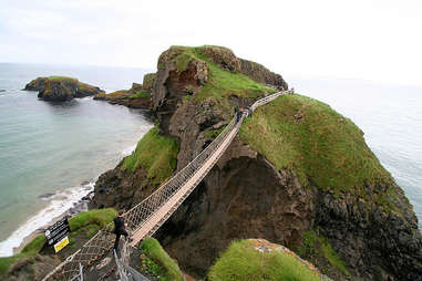 Carrick-a-Rede Rope Bridge, Ireland