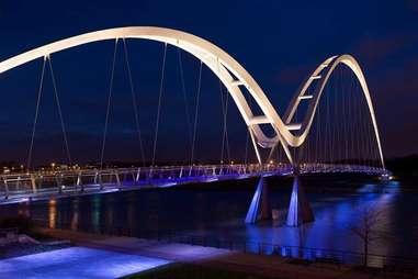 Infinity Bridge, England