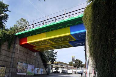 LEGO Bridge, Germany