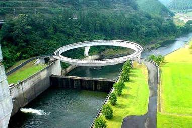 Friendship Bridge, Japan
