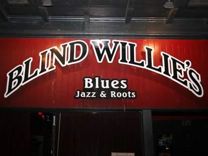Blind Willie's in Atlanta