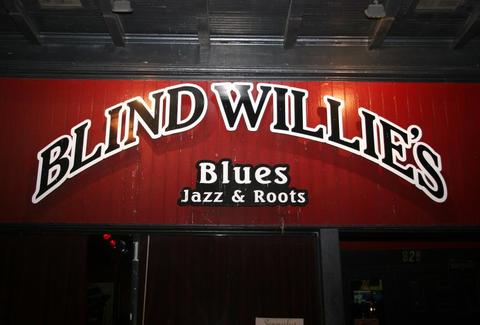 Blind Willie's in Atlanta