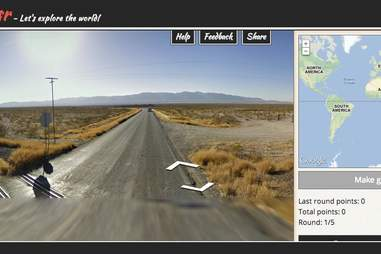 geoguessr game