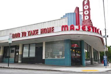 Majestic Diner Atlanta