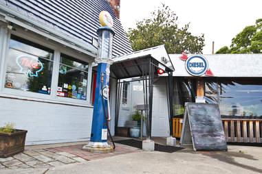 Diesel Filling Station Atlanta