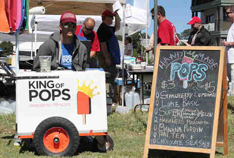 King of Pops Atlanta