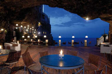 The Grotta Palazzese
