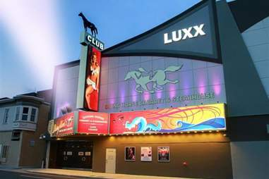 The Diving Horse Cabaret in Atlantic City