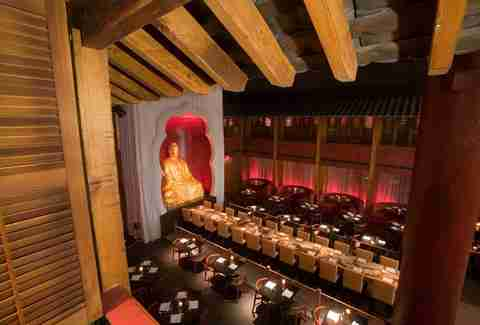 Buddakan Atlantic City at the Pier Shops at Caesars