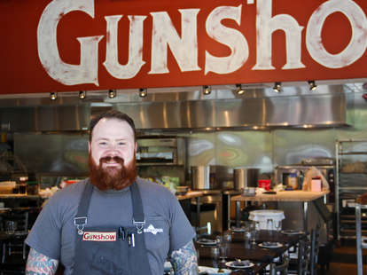 Kevin Gillespie Gunshow
