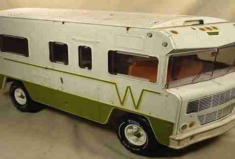 Winnebago toy