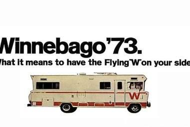 Winnebago ad