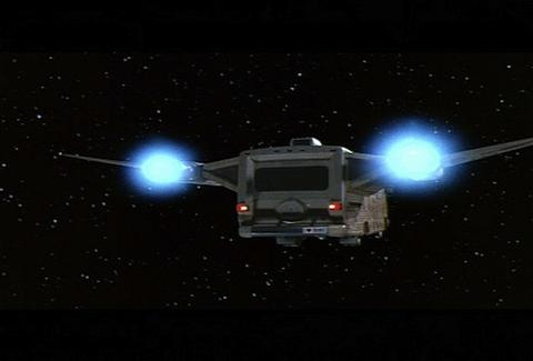 Winnebago from Spaceballs