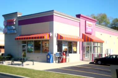 Dunkin Donuts/ Baskin Robbins location