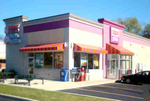 Dunkin Donuts/ Baskin Robbins location