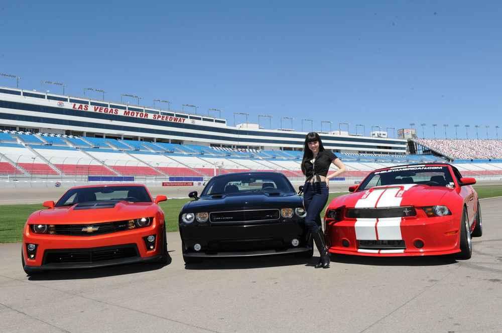 American Muscle Car Challenge - Entertainment - Thrillist Las Vegas