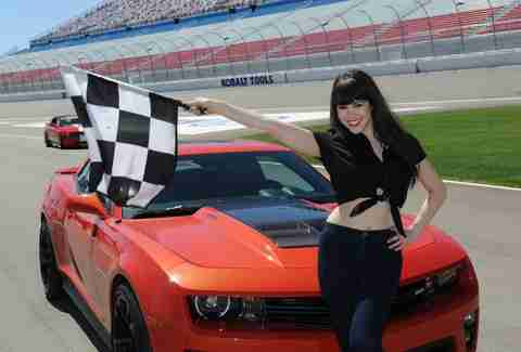 American Muscle Car Challenge -- Claire Sinclair