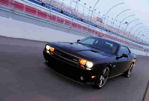 American Muscle Car Challenge -- Challenger