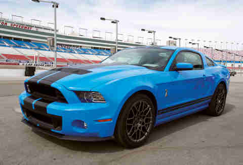 American Muscle Car Challenge -- Mustang