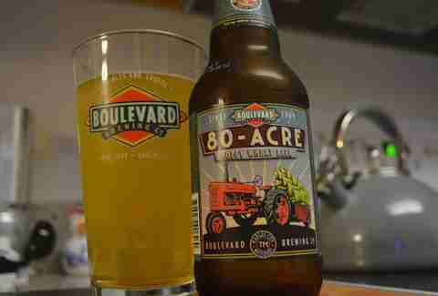 Boulevard Brewing Co's 80-Acre Hoppy Wheat