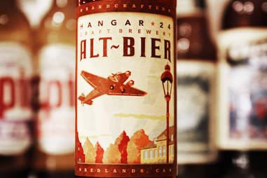 Alt-Bier from Hangar 24