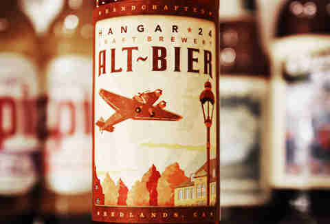Alt-Bier from Hangar 24