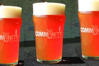 Community Beer's Mosaic IPA