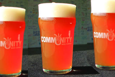 Community Beer's Mosaic IPA
