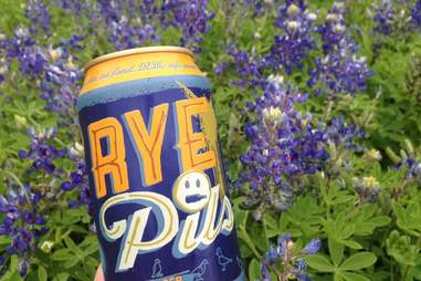 Deep Ellum's Rye Pils