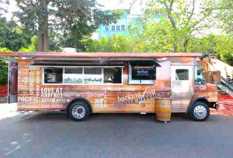 Barking Frog Mobile Kitchen