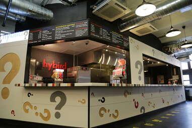 Hybird counter