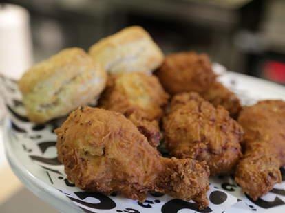 Hybird Fried Chicken