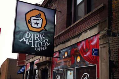 Dark Matter Coffee exterior
