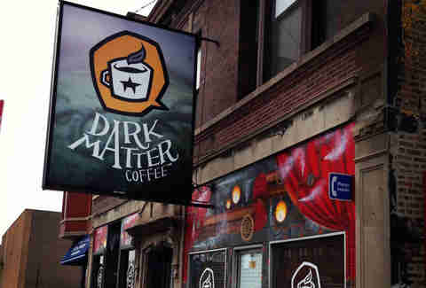 Dark Matter Coffee exterior