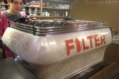 DC Filter Coffee