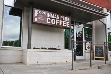 Inman Perk Coffee Atlanta
