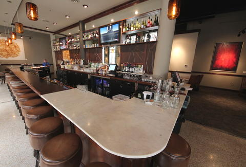 Bar from the 400 Bar now at Mason's Restaurant & Barre in Minneapolis