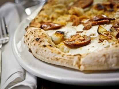 Georgio pizza at Pizza Republica